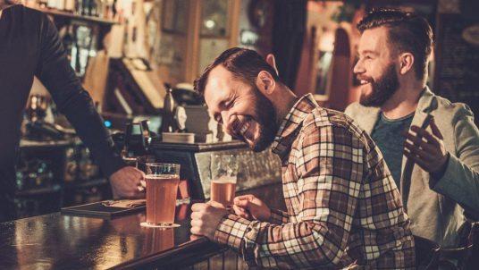 Local Irish Bar
