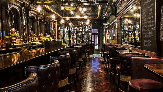 The Whiskey Room - Rí Rá Georgetown