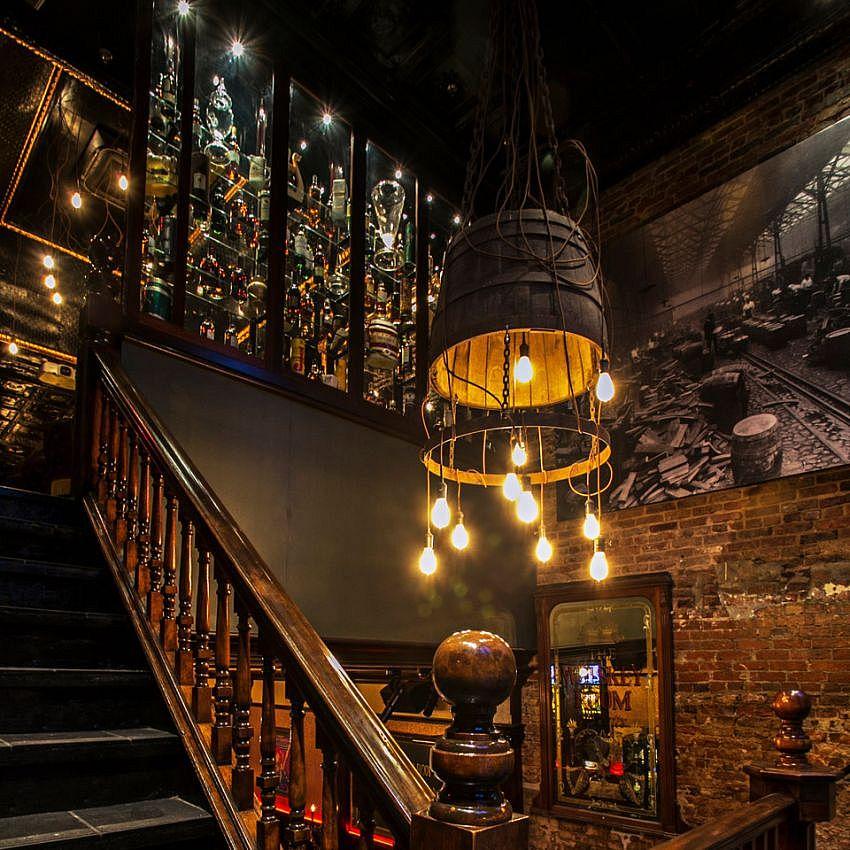 The Whiskey Room - Rí Rá Georgetown