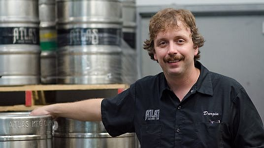 Will Durgin of Atlas Brew Works