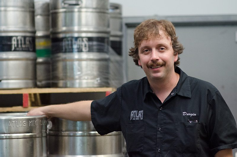 Will Durgin of Atlas Brew Works