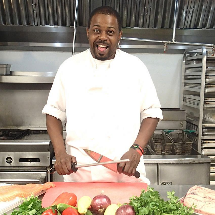 Barry Scruggs - Sous Chef