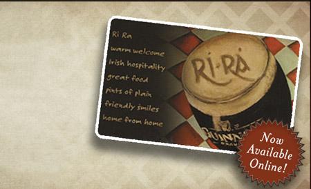 Rí Ra Gift Card
