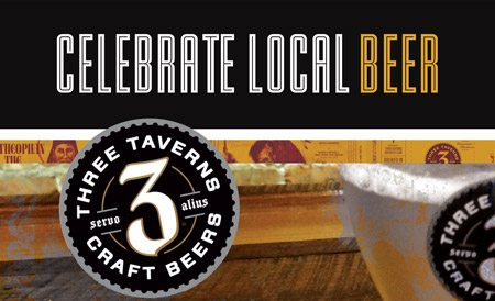 Celebrate Local Beer