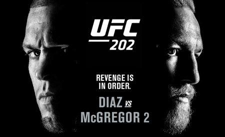 UFC 202 - Diaz V McGregor