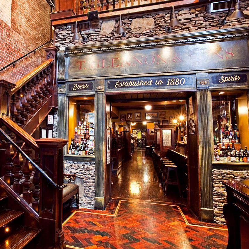 The Victorian Bar