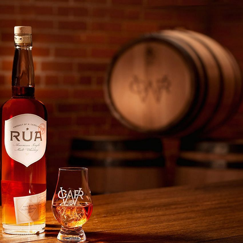 Rua - The Great Wagon Road Distilling