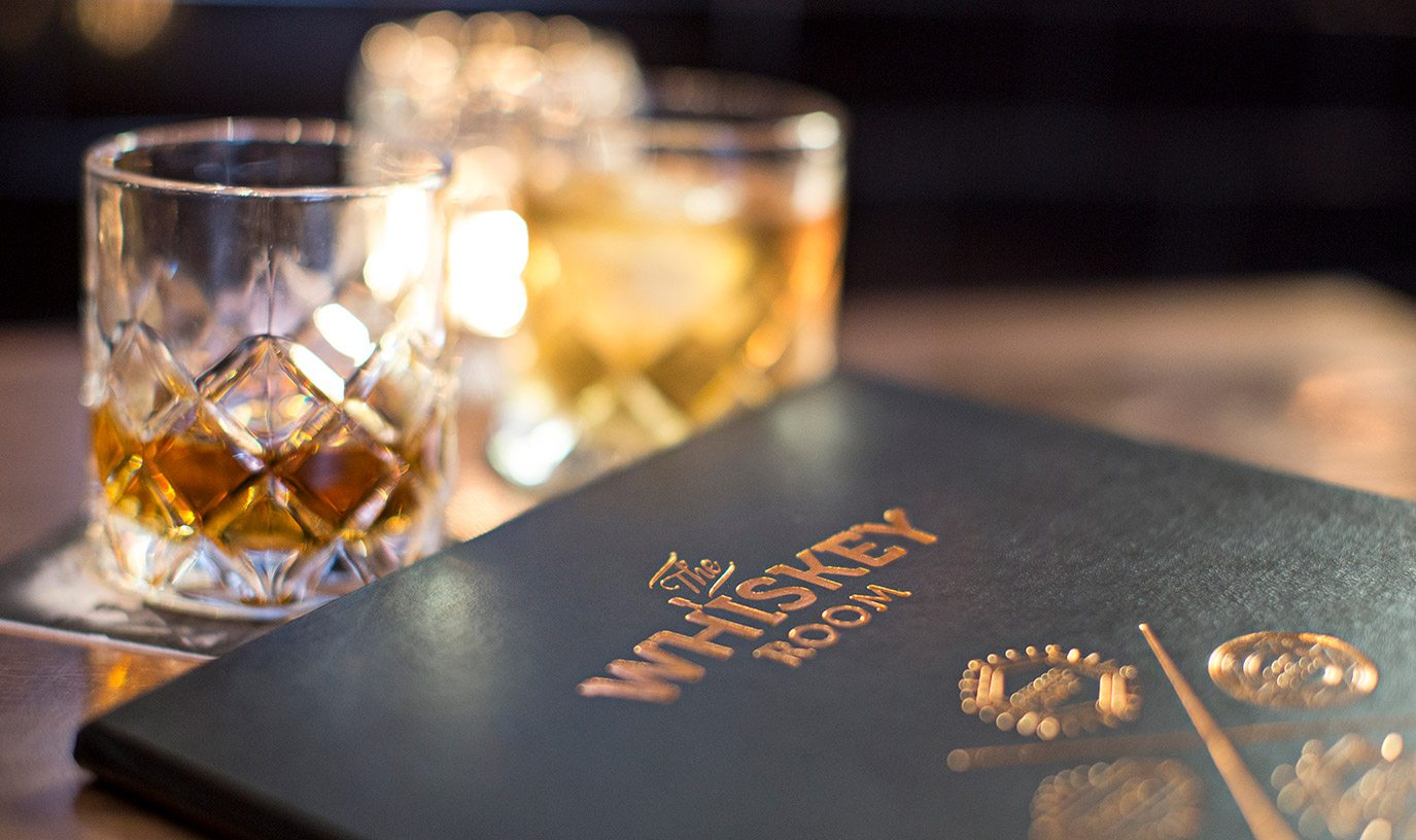 Whiskey Room Menu