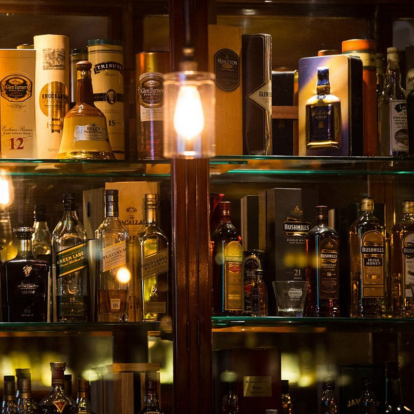 The Whiskey Bar