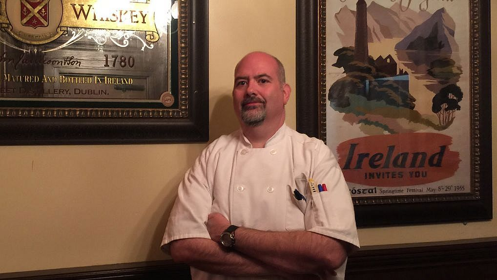 Meet Chef James Sawyer
