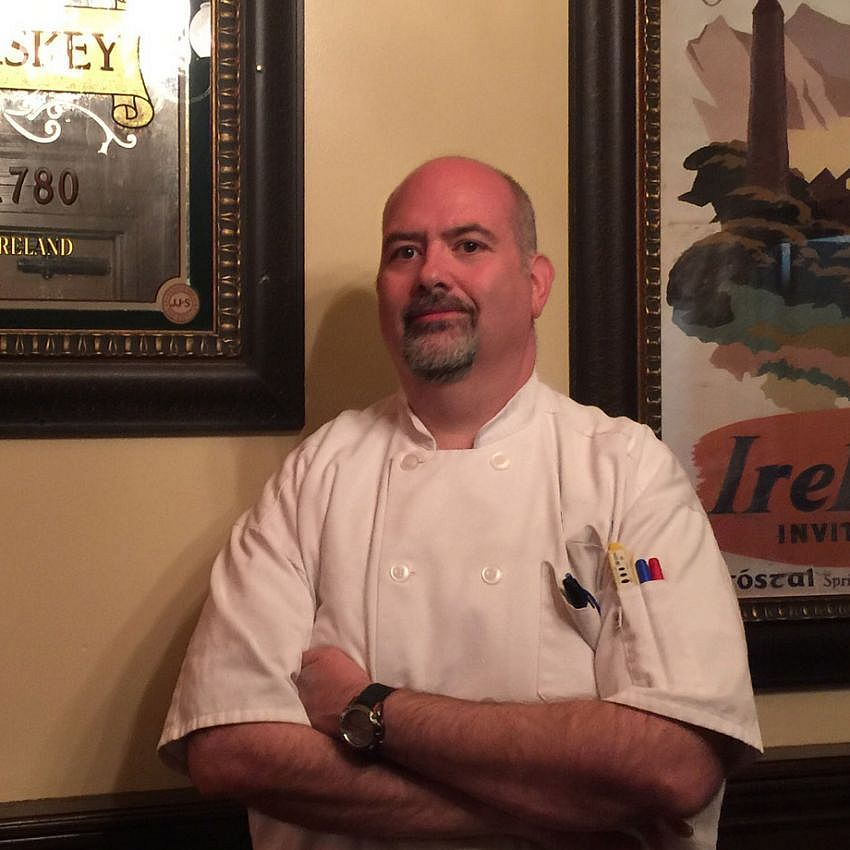 Meet Chef James Sawyer