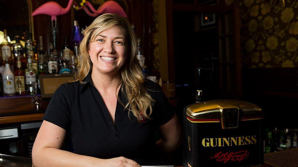 Jennifer Spriggs - Rí Rá Catering Manager