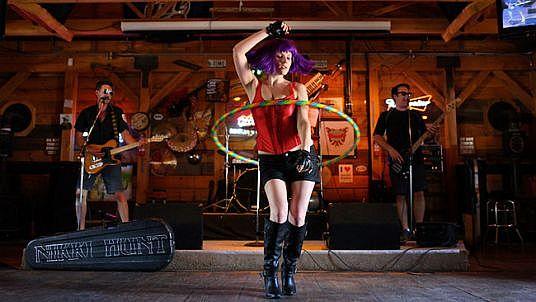 The Nikki Hunt Band