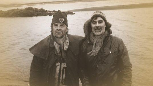 Brothers Steingrímur and Þorgrímur Leifsson